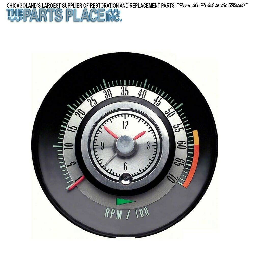 1968 Chevrolet Camaro Z28 Ss 396 Tic Tock Tach 6000 Rpm New. 1 Of 1free Shipping. Wiring. Mopar Tic Toc Tach Wiring Diagram At Scoala.co