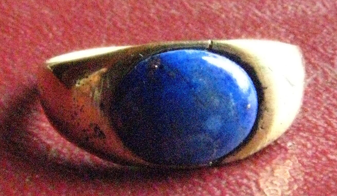 Metal Detector Find > Authentic Ancient FINGER RING Sz: 5 US 15.5mm 12395 DR