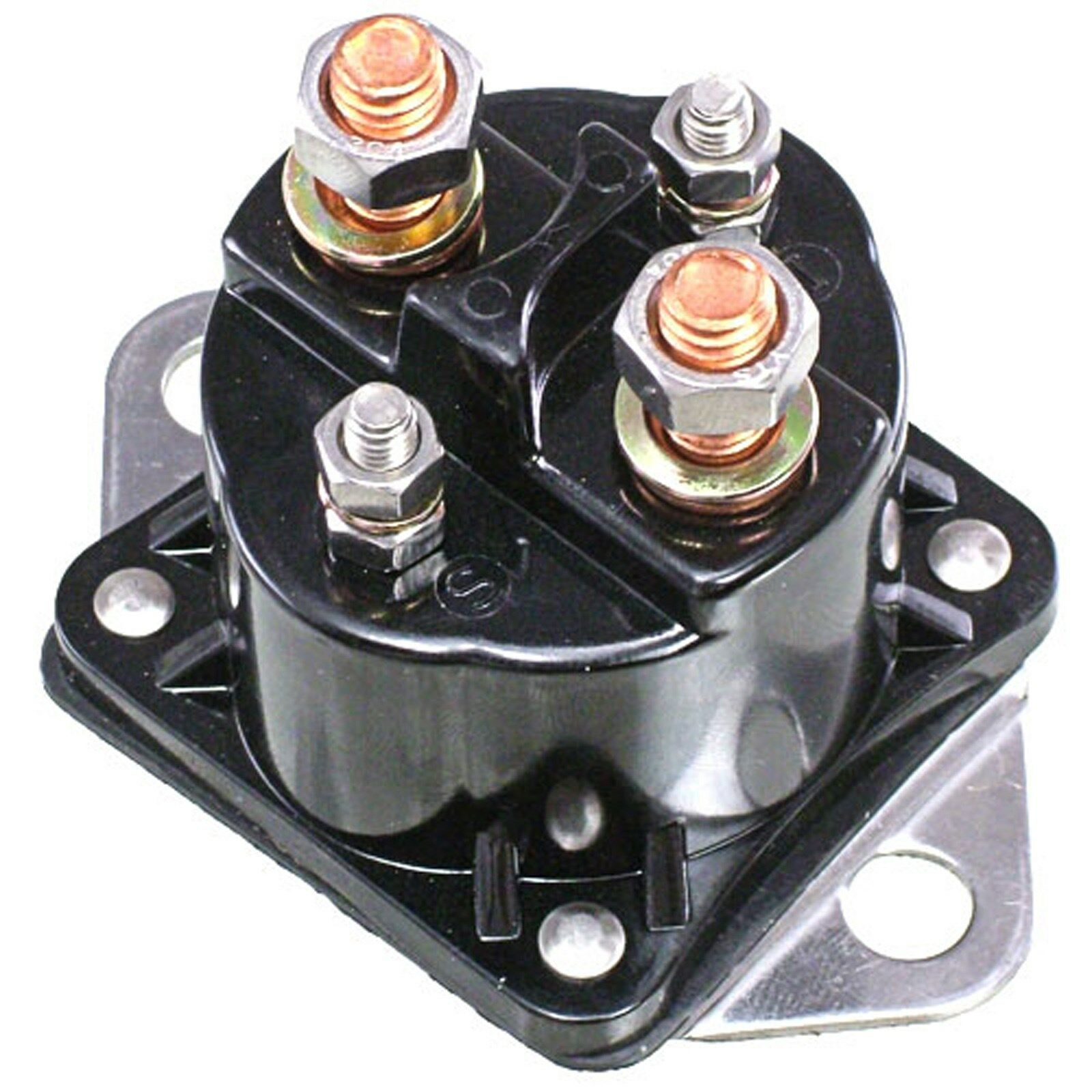 Wiring Diagram For Mercury Trim Solenoid 89 68258a4 Detailed Boat Solenoids Marine Mercruiser Outboard Relay Switch 12v New