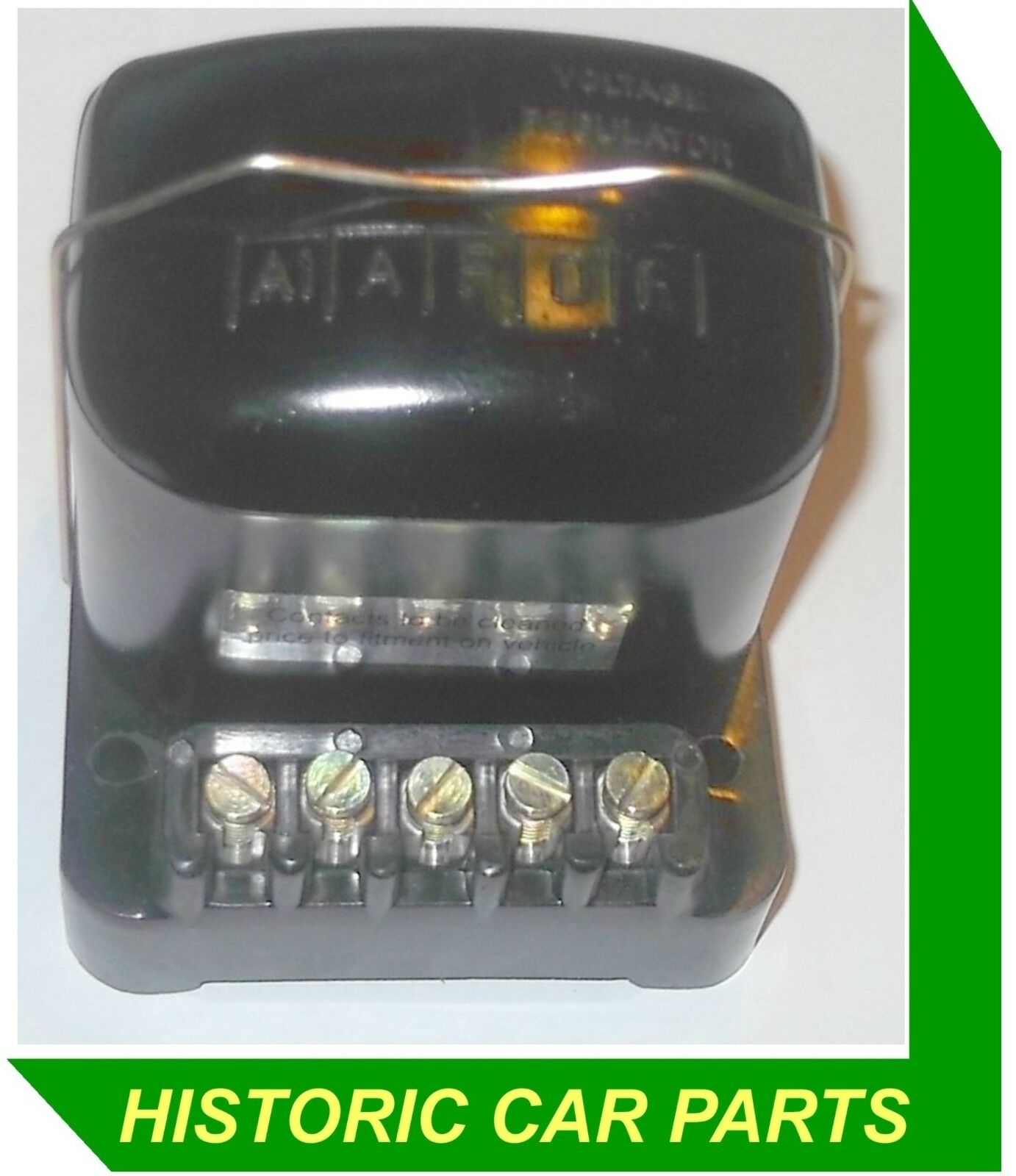 Austin A40 Somerset 1953 54 Voltage Regulator Screw Terms Replace 9 Volt 2 Amp Power Supply By 78s09 1 Of 1only 5 Available