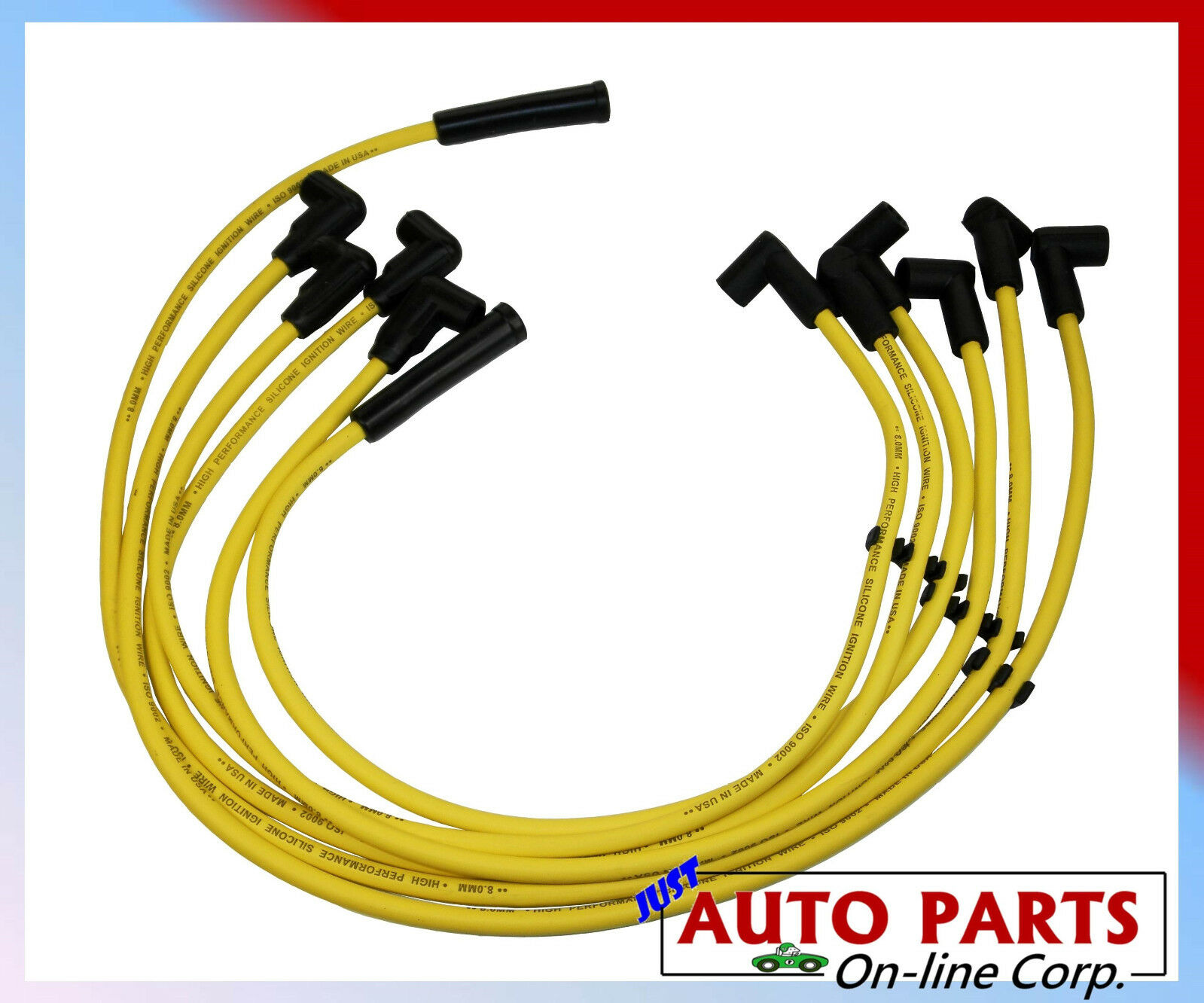 Ignition Spark Plug Wires Chevrolet & Gmc V6 4 3l 92 95 C1500 C2500 2000  Chevy S10 4.3l Ignition Wiring