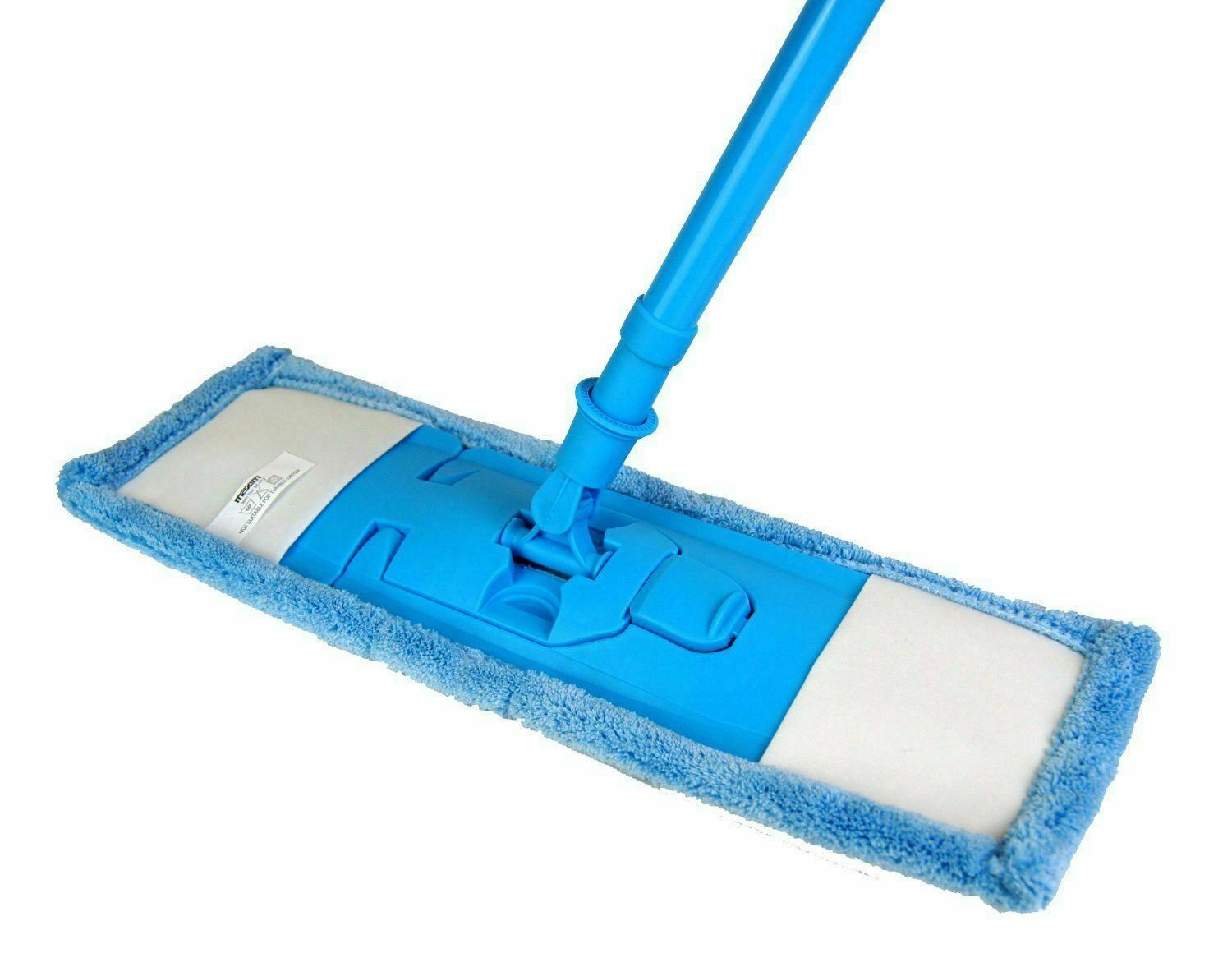 Extendable Microfibre Mop Cleaner Sweeper Wooden Laminate