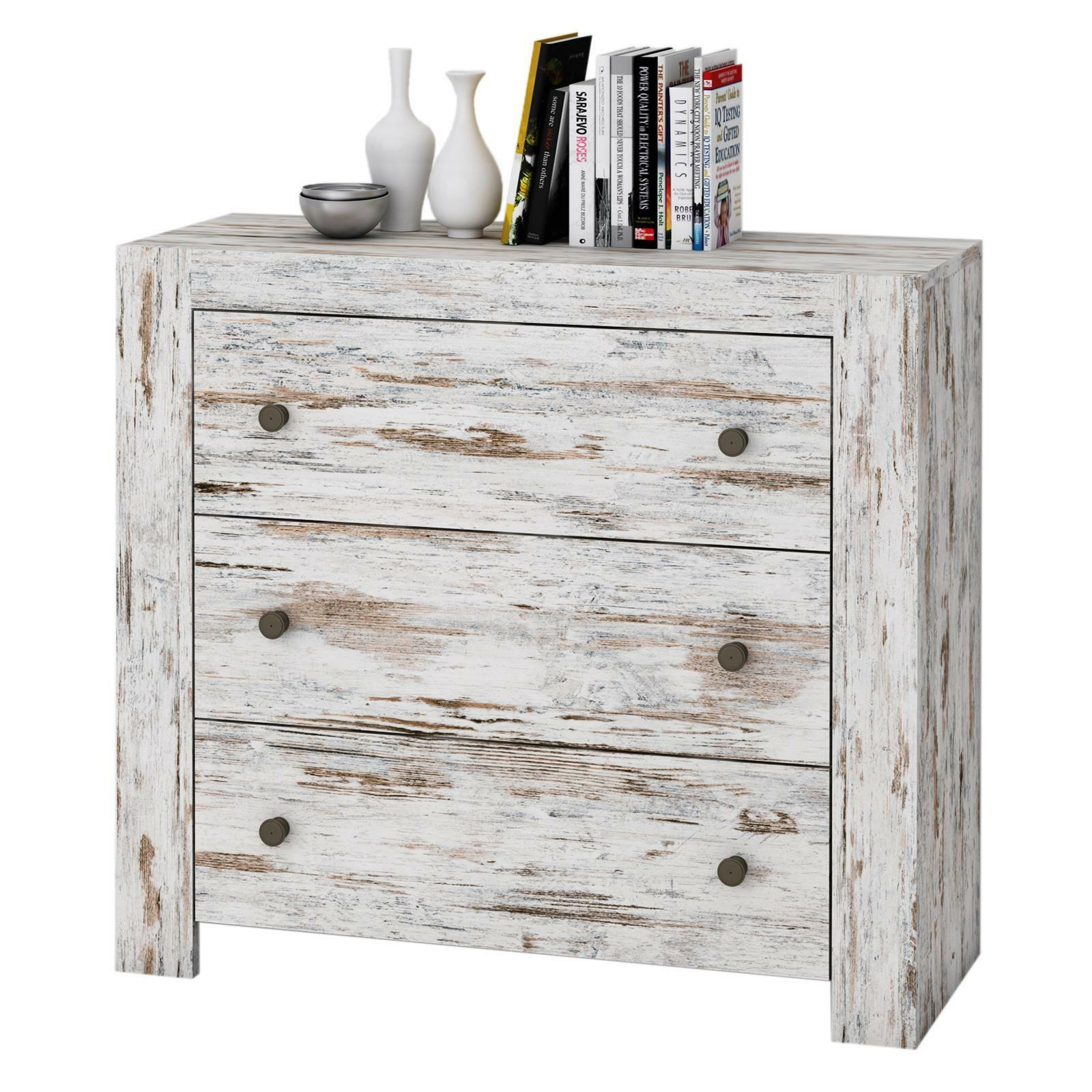 kommode sideboard anrichte landhaus shabby chic vintage. Black Bedroom Furniture Sets. Home Design Ideas