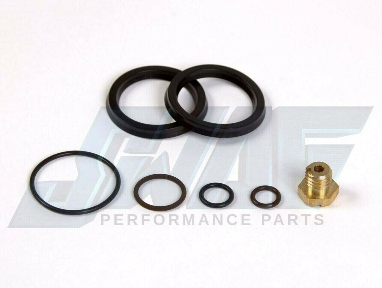 01-10 GM Duramax Diesel 6.6 6.6L Fuel Filter Housing Seal Kit & Bleeder 1  of 1FREE Shipping See More