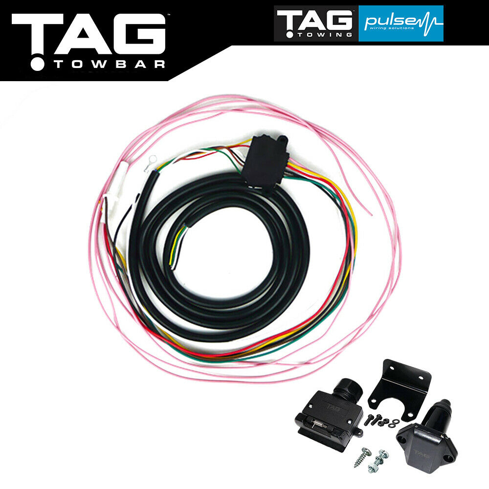 Towbar Trailer Wiring Harness Kit Ecu Module Nissan X Trail T32 1 Of 1only Available