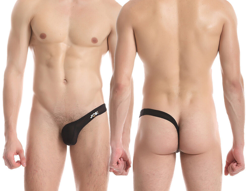 String Latéral noir plum taille L  sexy Ref 330 gay int