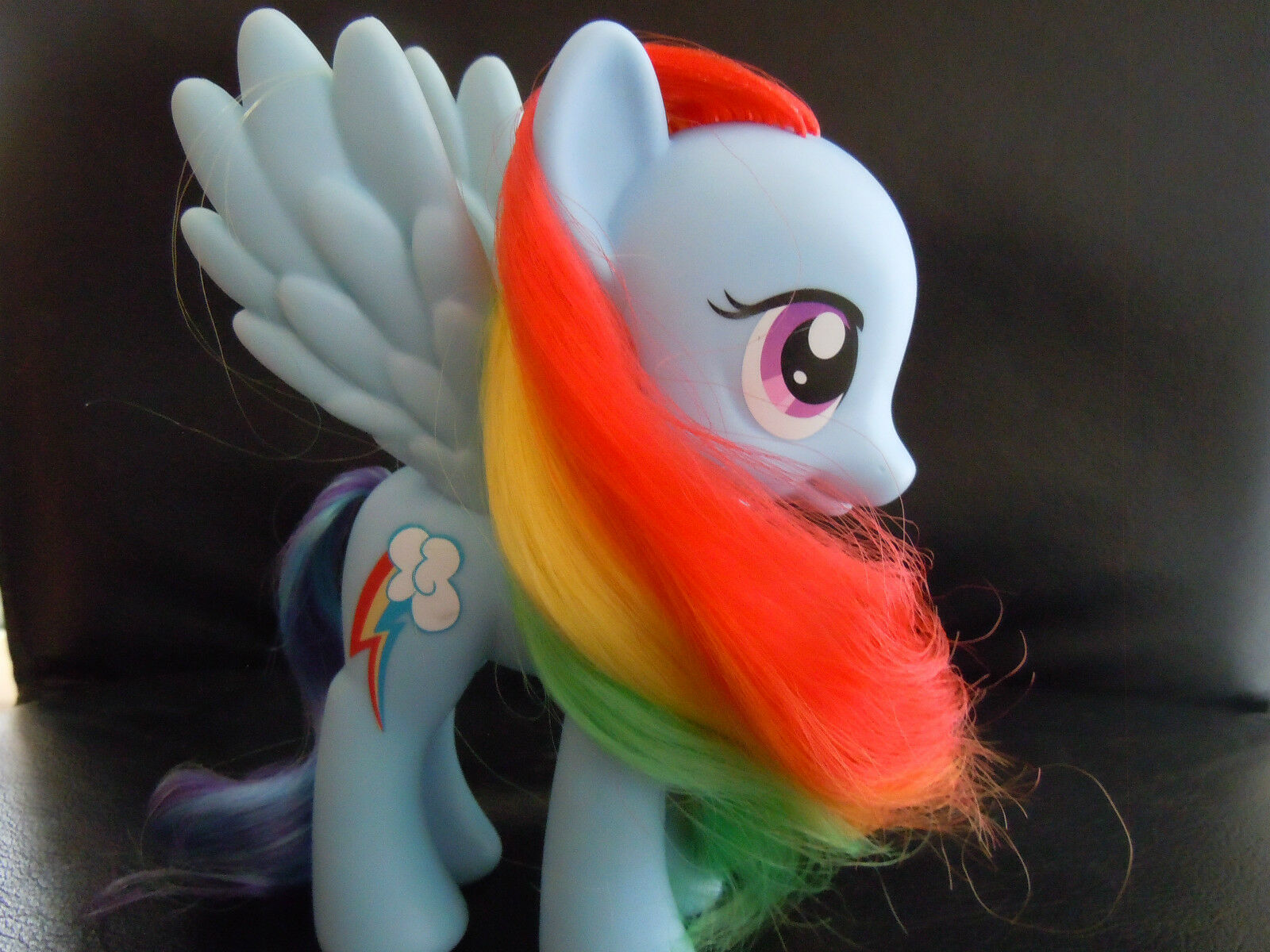 My Little Pony G4 Fashion Style Rainbow Dash 2011 Item 37070 Or189 Picclick Uk