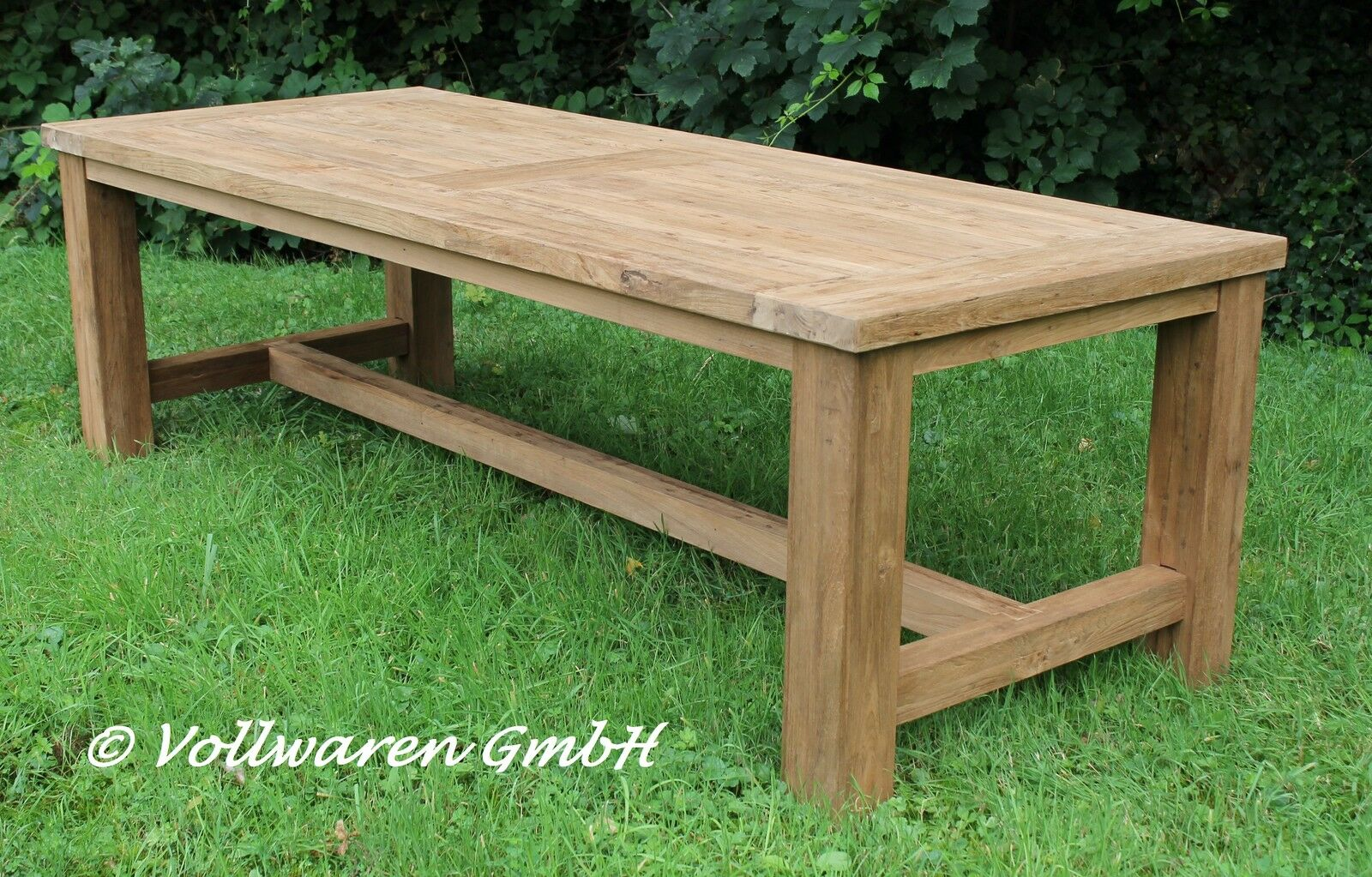teak gartentisch tyrion 220x100 teakholz antik massiv tisch tafel gartenm bel eur. Black Bedroom Furniture Sets. Home Design Ideas