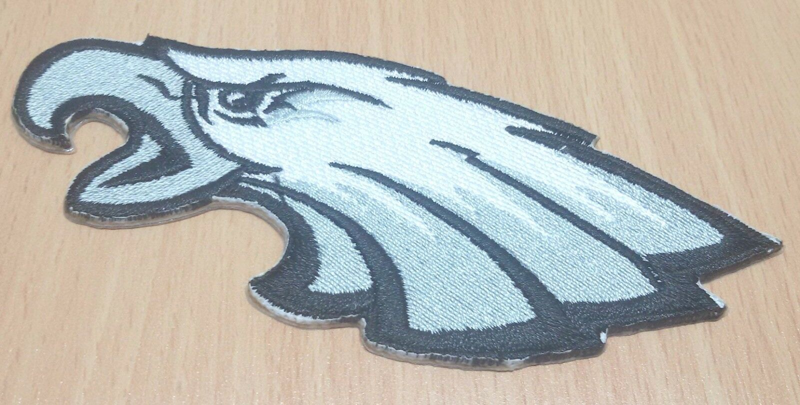 New Nfl Philadelphia Eagles Logo Symbol Embroidered Iron On Patch