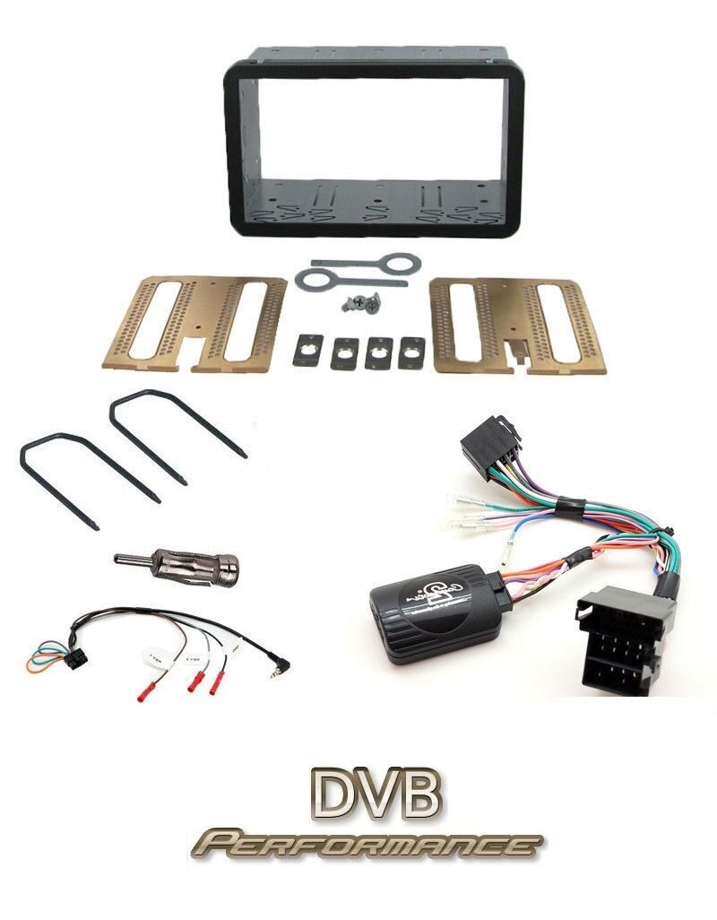 Connects2 Alfa 159 05 11 Double Din Car Cd Stereo Fascia Fitting Canbus Wiring Kit Stalk Ebay 1 Of 1only 2 Available See More