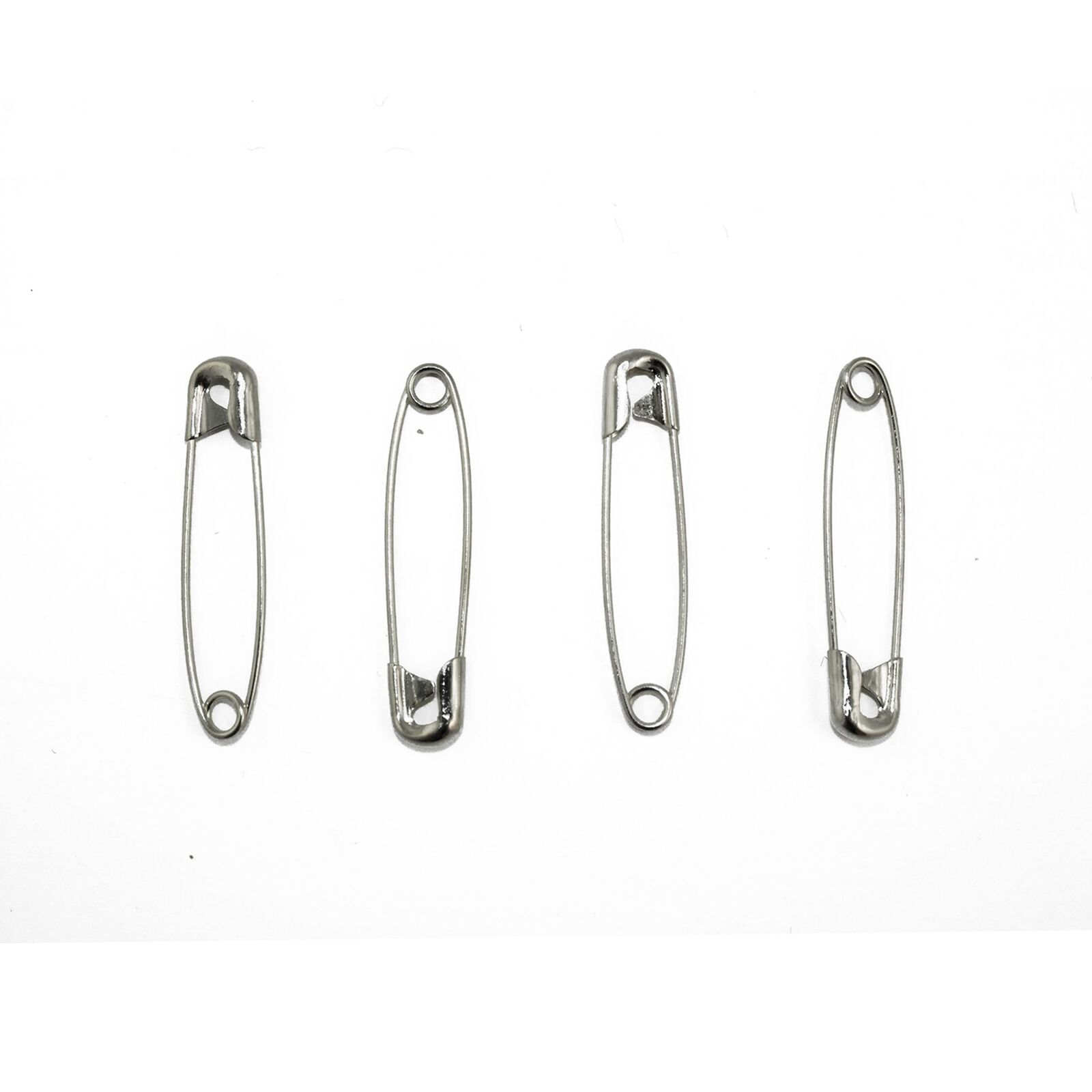 2c7c9ce473f Silver Safety Pins Size 2 - 1.5 Inch 144 Pieces Premium Quality 1 of 4FREE  Shipping ...
