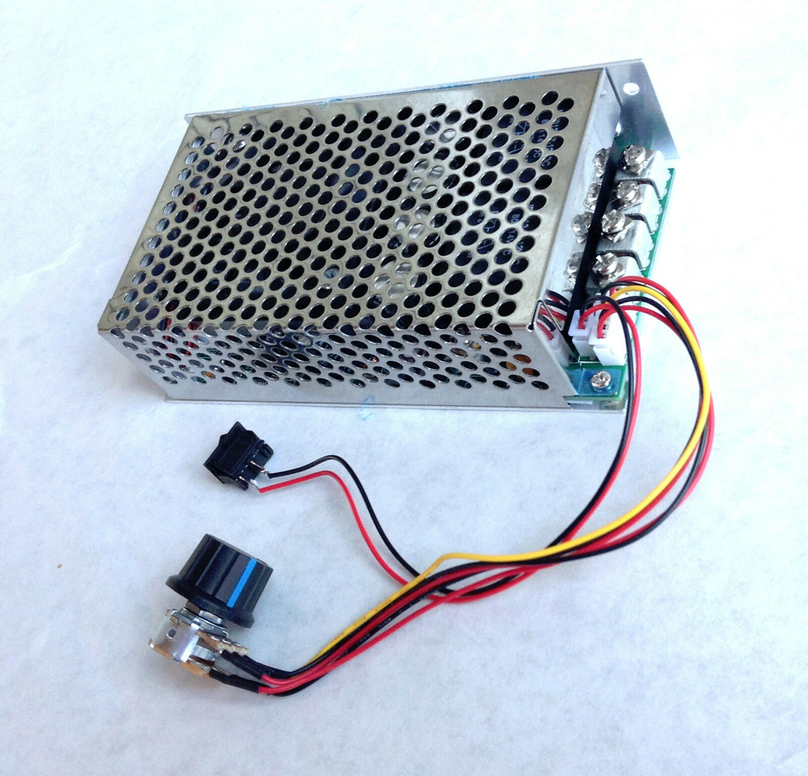 Speed Controller For Dc Motor Manta 24 To 36 Volt 100 Amp