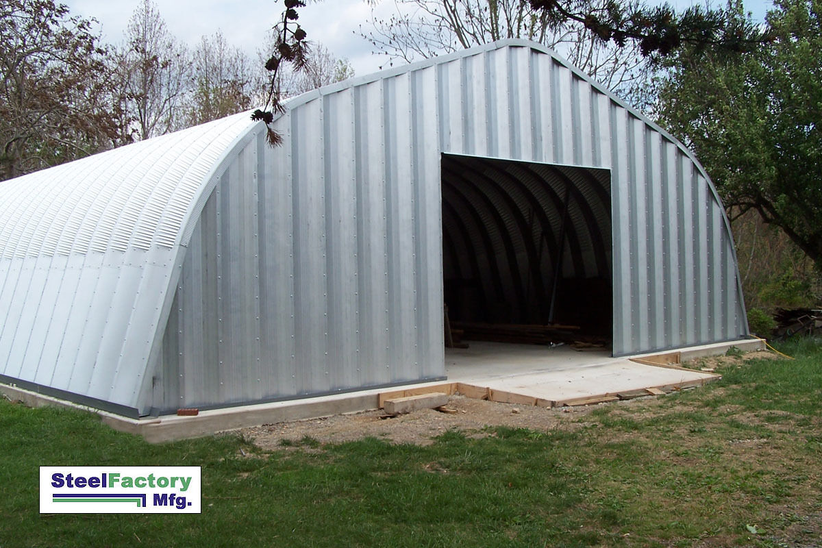 New steel a30x50x16 prefabricated metal arched gambrel for Gambrel roof metal building