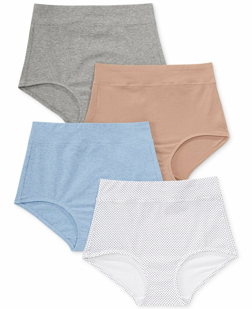 NEW NWT WARNER\'S No Pinching No Problems Cotton Brief RS5381P CHOICE ...