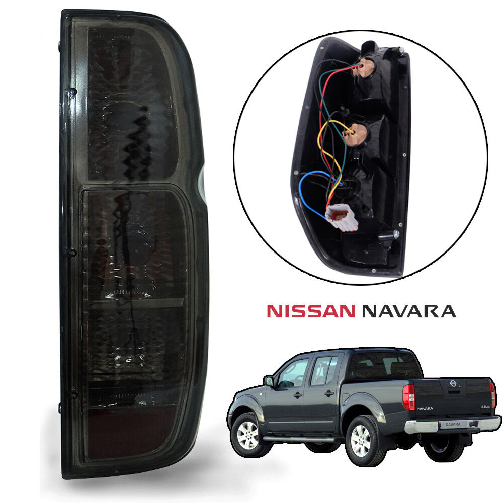Fit nissan frontier navara tekna d40 tail light rear lamp black fit nissan frontier navara tekna d40 tail light rear lamp black smoke len right 1 of 10free shipping cheapraybanclubmaster Images