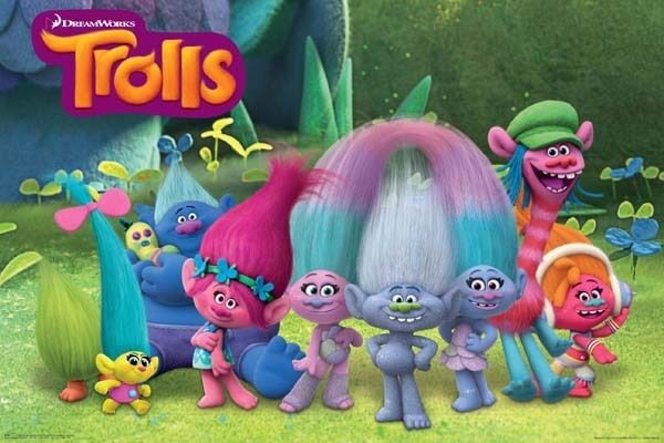 Dreamworks Trolls Picture Click Quiz By Eskimoed