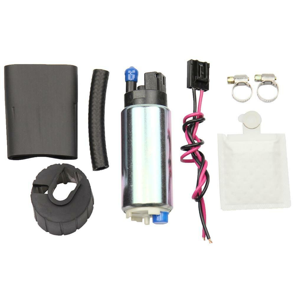 255lph Fuel Pump 240sx 240 Sx Sr20det S13 S14 S15 W Install Kit 400 Filter 1 Of 4free Shipping