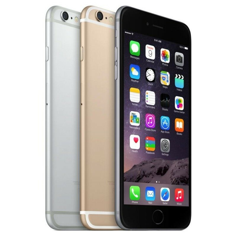 apple iphone 6 64gb factory unlocked 4g lte smartphone grade a eur 165 49 picclick nl. Black Bedroom Furniture Sets. Home Design Ideas