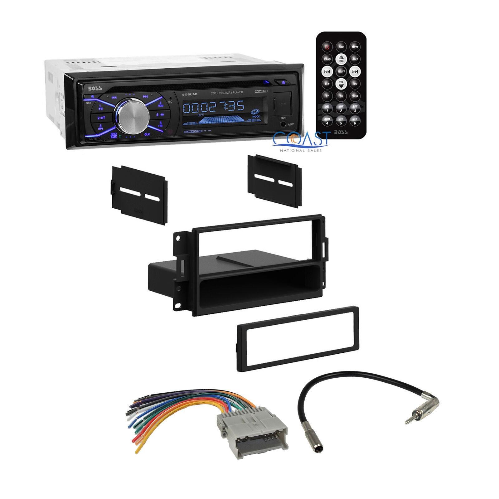 2002 2003 2004 2005 Dodge Ram 1500 2500 3500 Dash Kit For Stereo System Radio Install Xscorpion