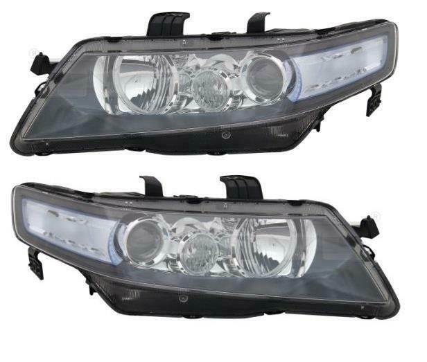 Honda Accord 2005  2008 Halogen Headlight Pair Left U0026 Right Brand New 1 Of  1Only 2 Available ...