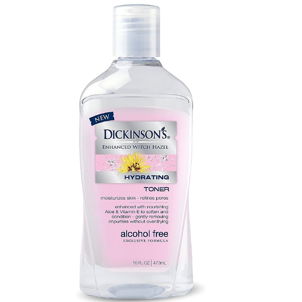 Dickinsons Enhanced Witch Hazel Alcohol Free Hydrating Toner 16 Oz Secret Key Aloe Fresh 248ml 1 Of 1free Shipping