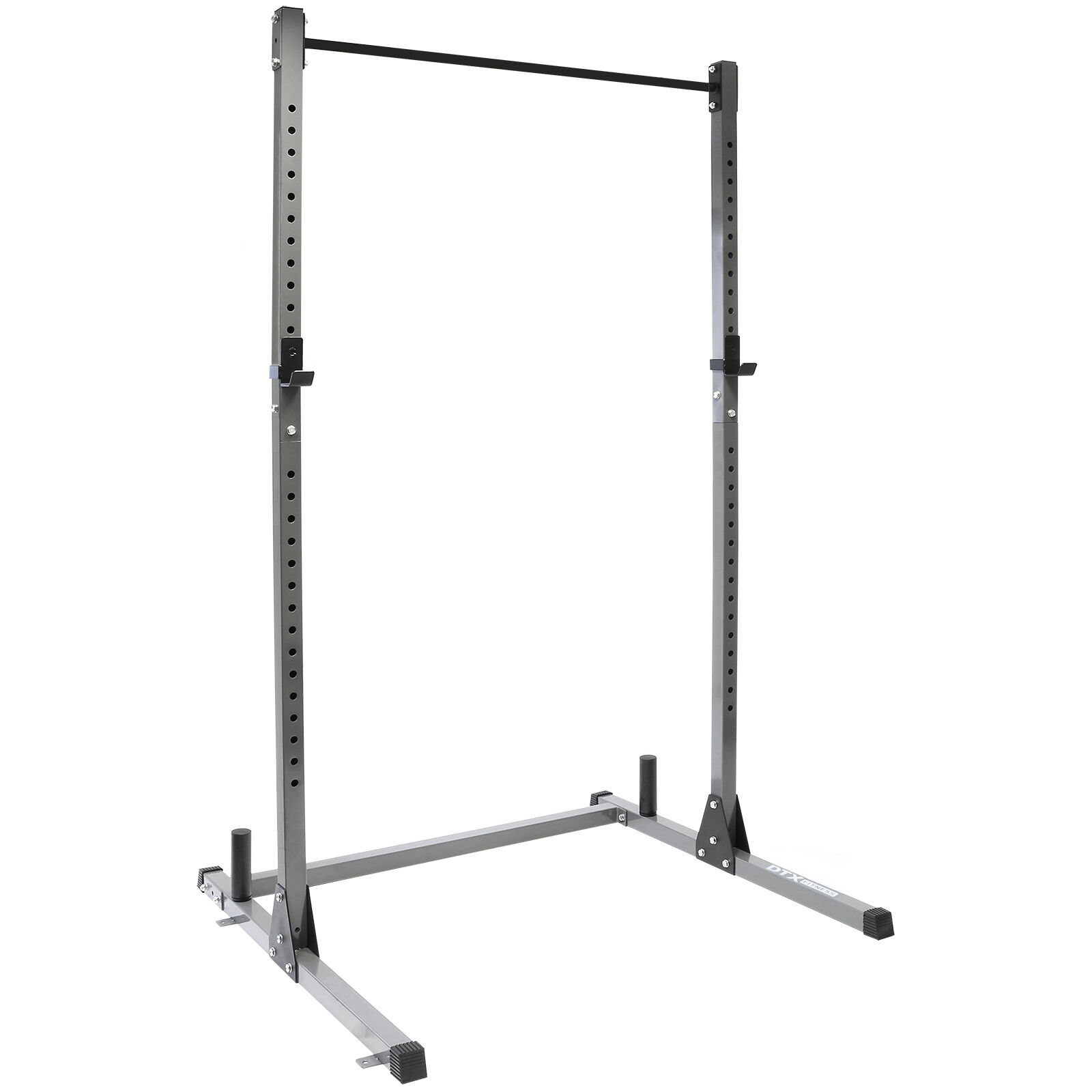 dtx fitness olympic squat rack power cage pull up bar multi gym weight lifting eur 90 20. Black Bedroom Furniture Sets. Home Design Ideas