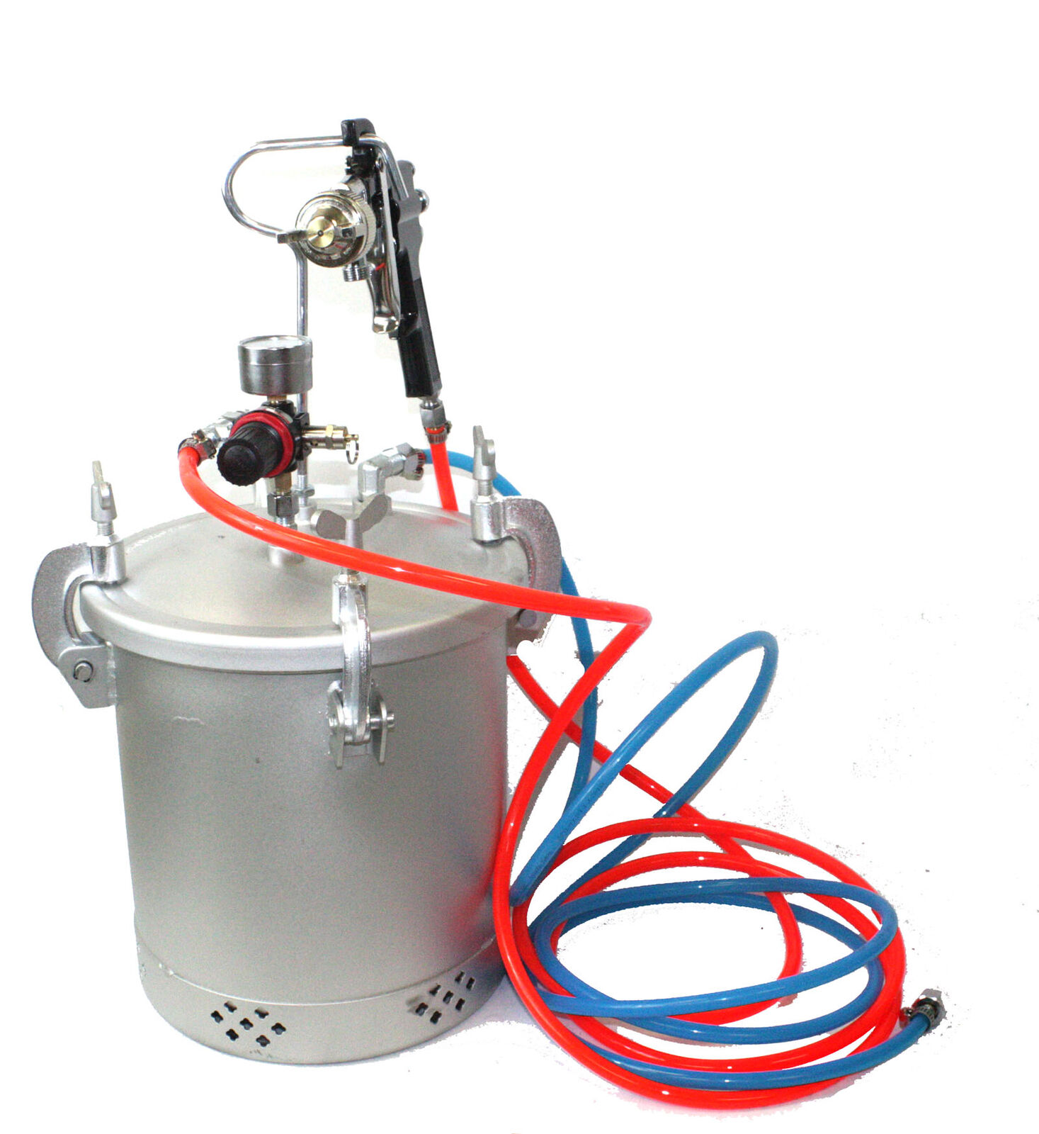 Paint Pressure Tank Pot Uk