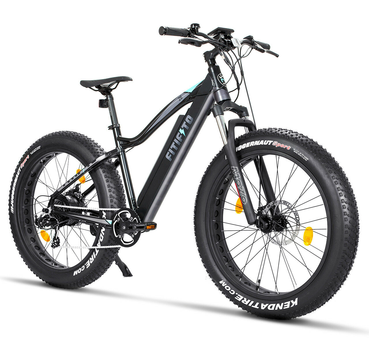 weihnachtsangebot fitifito ft26 elektrofahrrad fatbike e bike pedelec 36v 13ah eur. Black Bedroom Furniture Sets. Home Design Ideas
