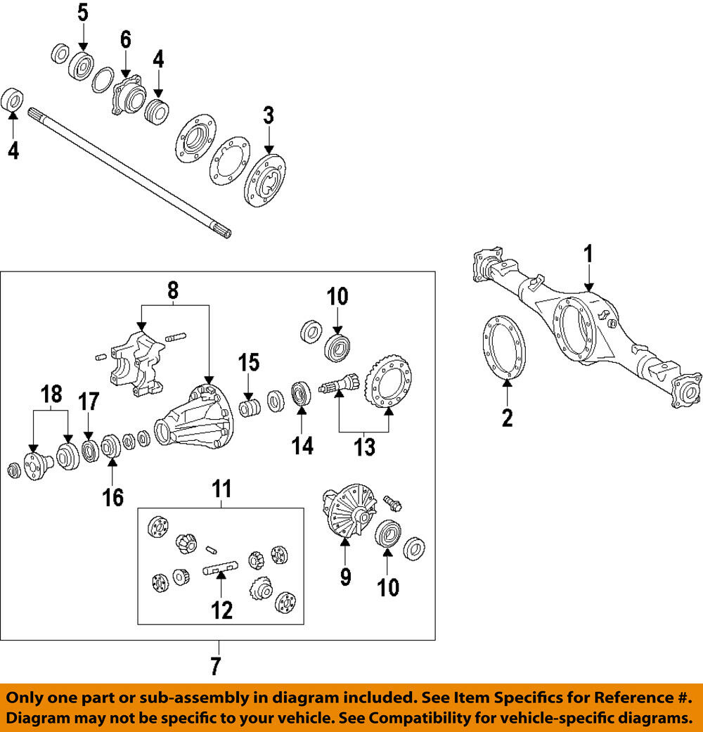 Toyota Oem Rear Axle Carrier Gasket 4218160140 1623 Picclick Ca Fuse Box Diagram 2011 Porsche Panamera 1 Of 1only 0 Available