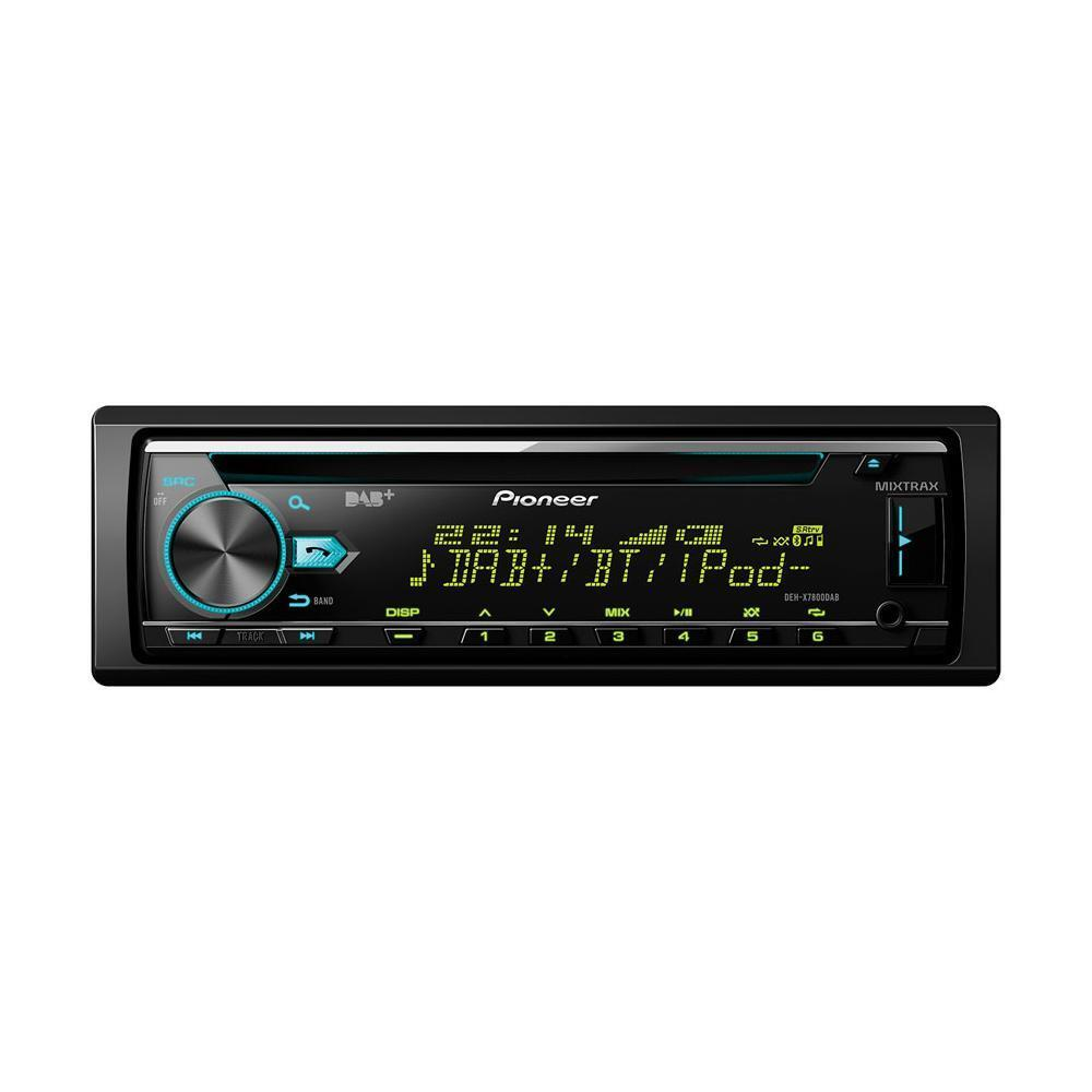 autoradio pioneer deh x7800dab mit cd tuner bluetooth. Black Bedroom Furniture Sets. Home Design Ideas