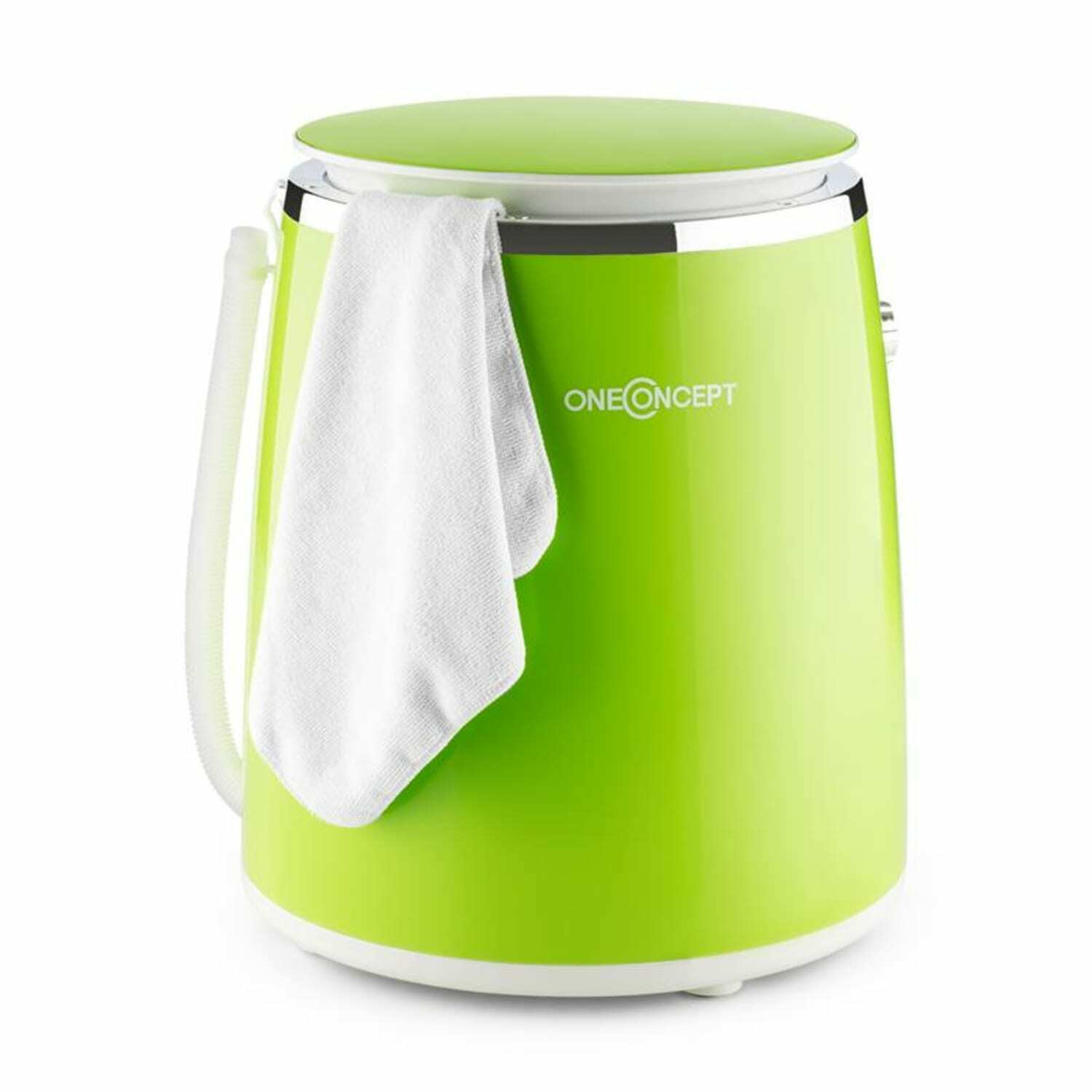 mini machine laver avec timer lave linge portable de camping tanche 380w vert eur 76 99. Black Bedroom Furniture Sets. Home Design Ideas