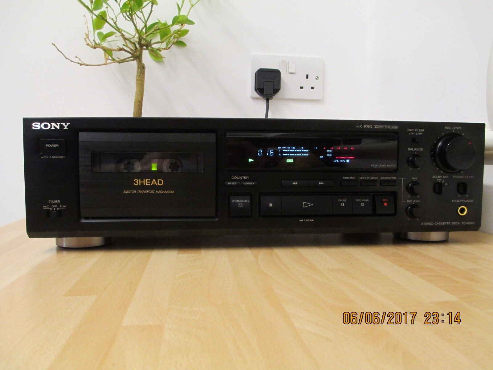 cassette deck how to clean tape heads and rollers motorized