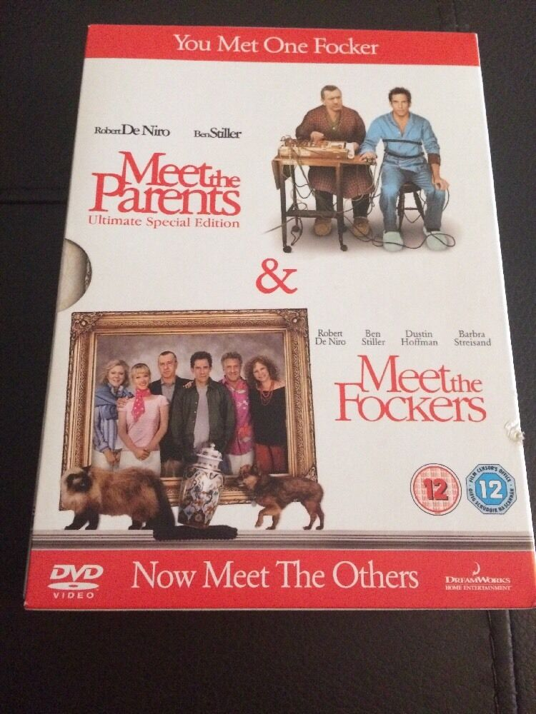 Meet The Parents/Meet The Fockers (DVD, 2005, 2-Disc Set ...