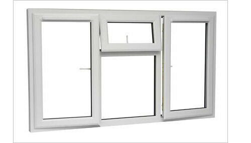 brand new 1800 x 1200 upvc window inc glass and cill
