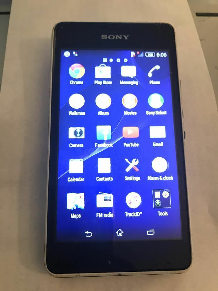 dog sony xperia e1 dual 4gb black PowerDVDCyberLink