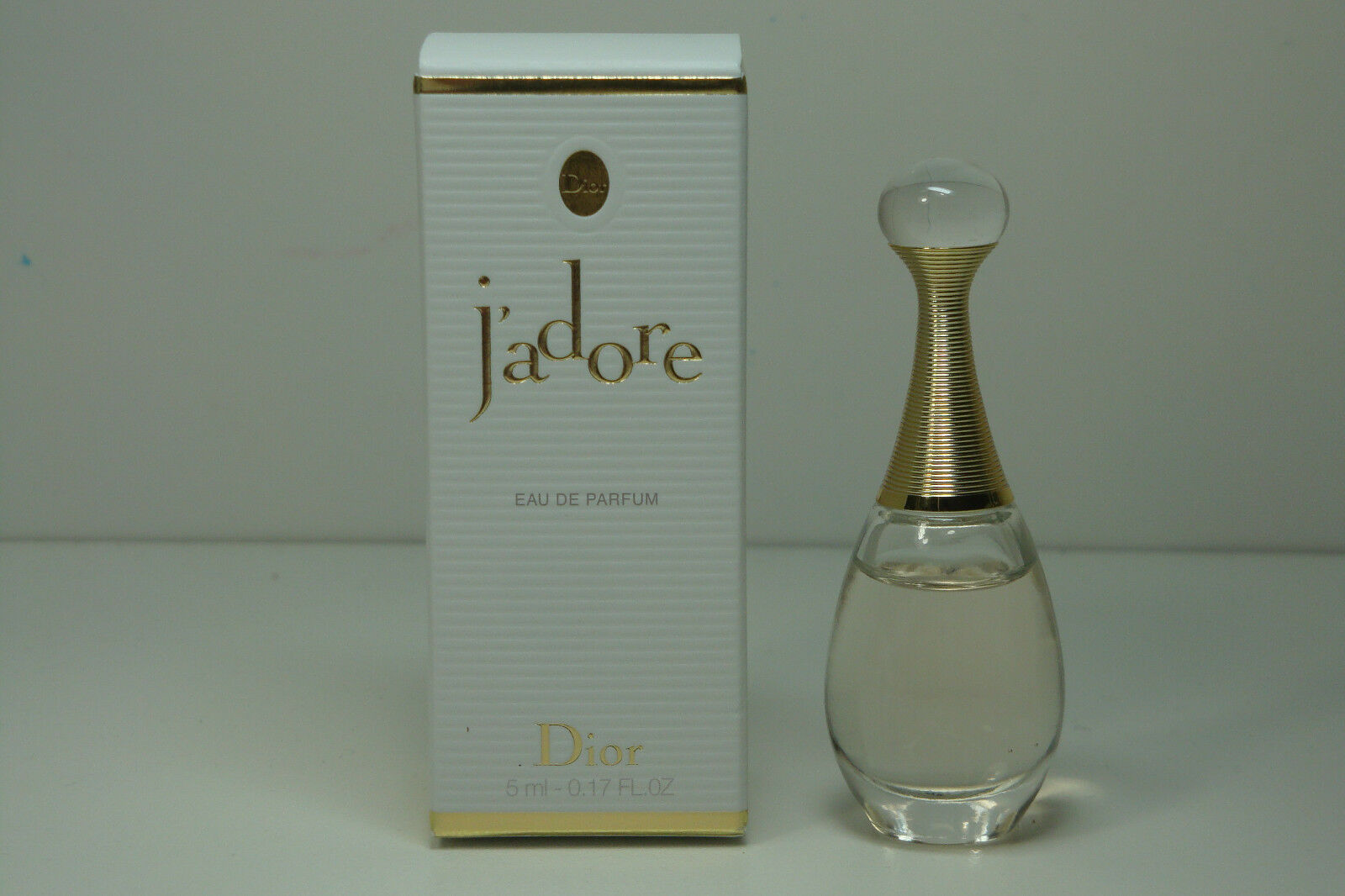 Jadore By Christian Dior For Women Edp Mini Perfume 017oz 5ml 100ml New 1 Of 1free Shipping