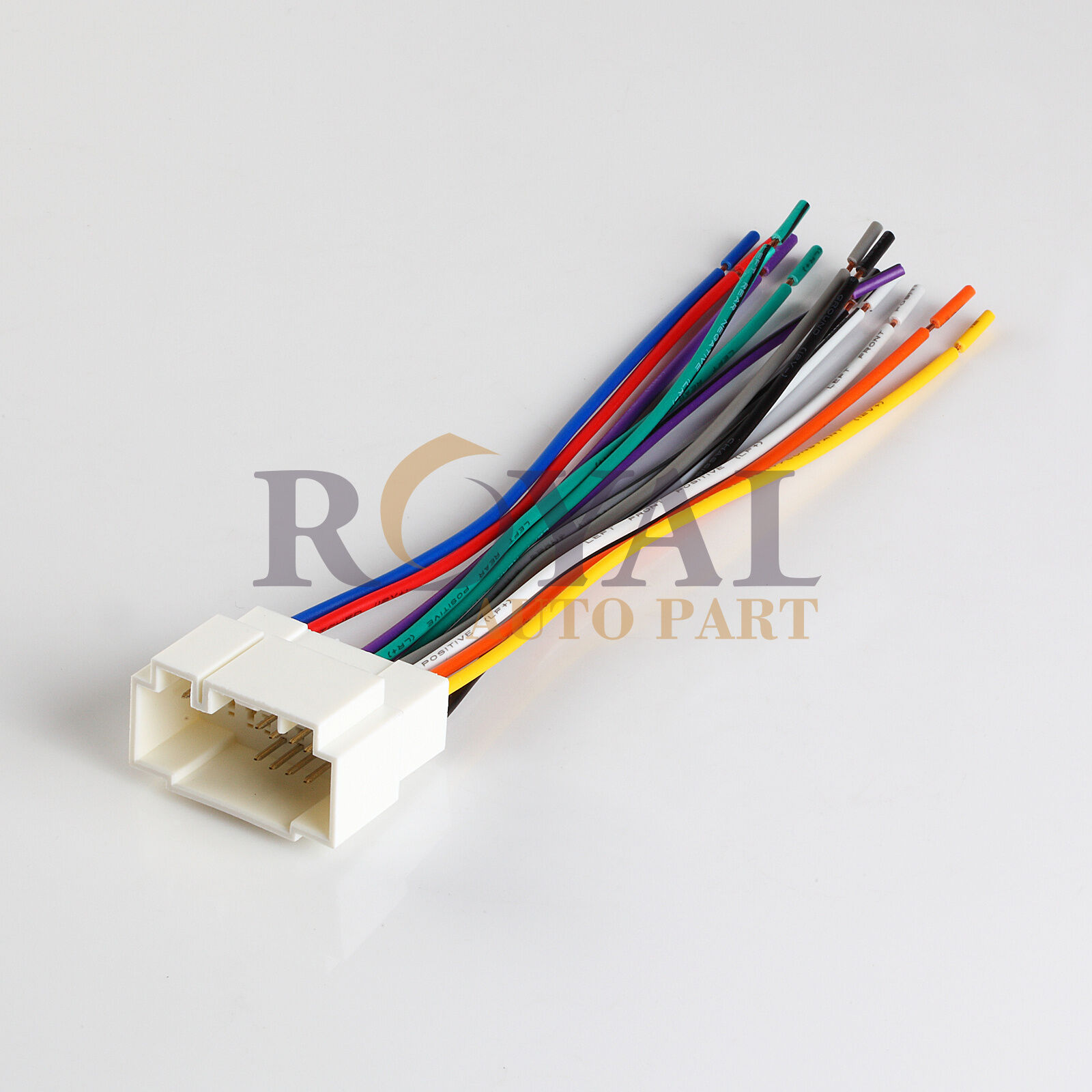 Metra 70 1721 Radio Wiring Harness For Honda Acura 98 Up Power 4 1 Of 3only 5 Available