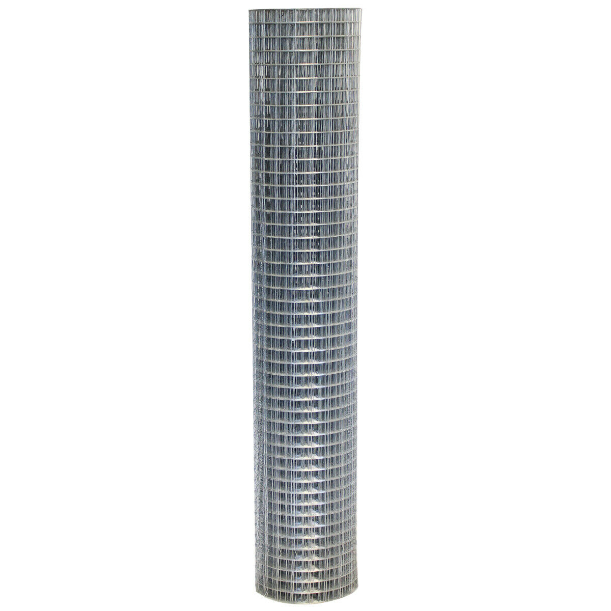 WIRE FENCING 1.8M x 10m Welded Wire Mesh Strong Galvanised Steel ...