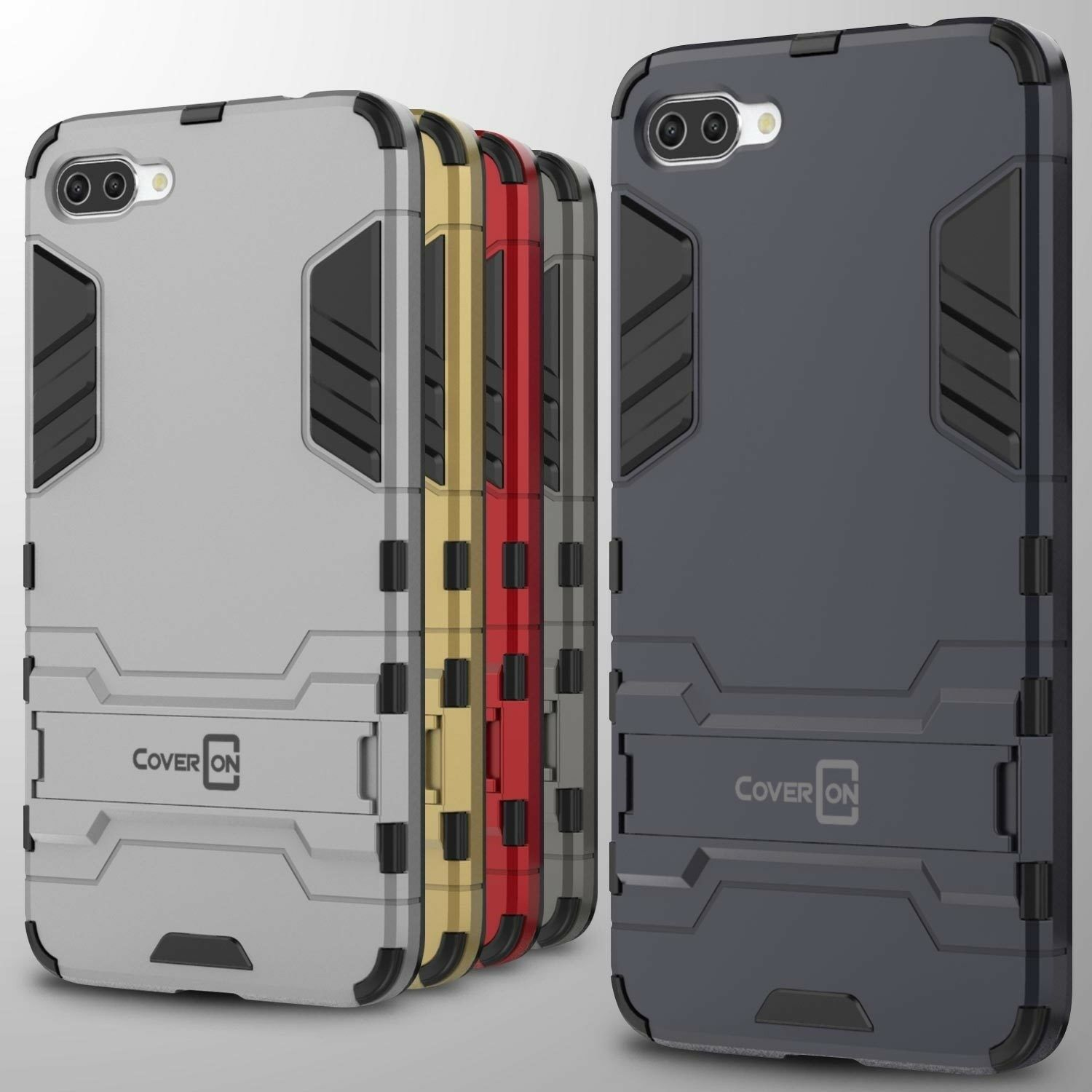 For Asus Zenfone 4 Max 55 Zc554kl Pro Case Hard Kickstand Phone Cover 1 Of 2free Shipping