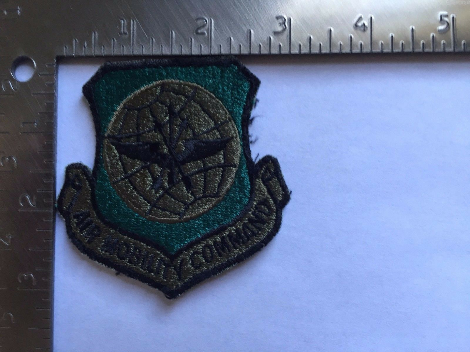 Usaf Air Mobility Command Patch Afe 2 1 Of 1Only Available