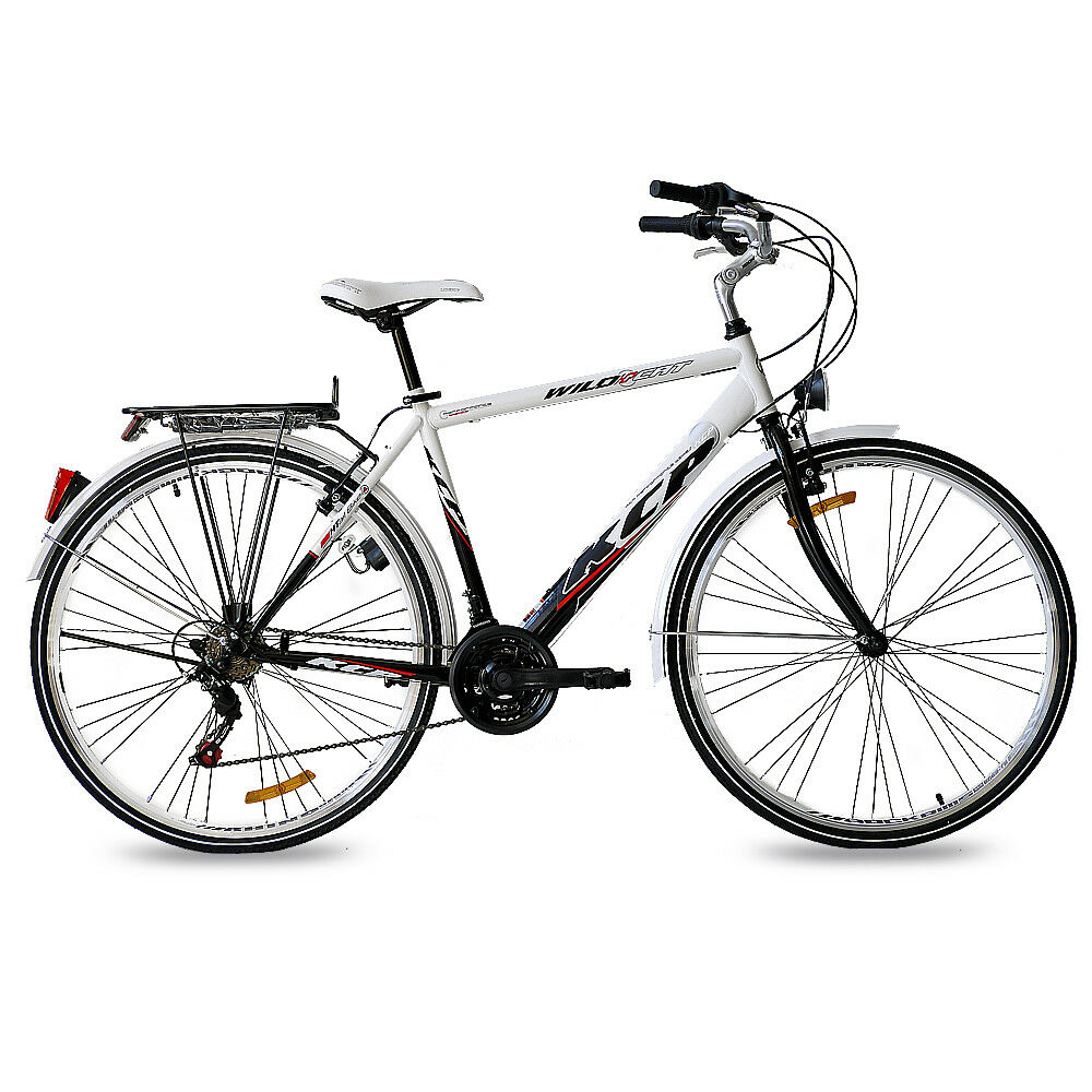 28 zoll trekkingrad fahrrad city bike herrenrad kcp wild cat 18g shimano sw eur 229 90. Black Bedroom Furniture Sets. Home Design Ideas