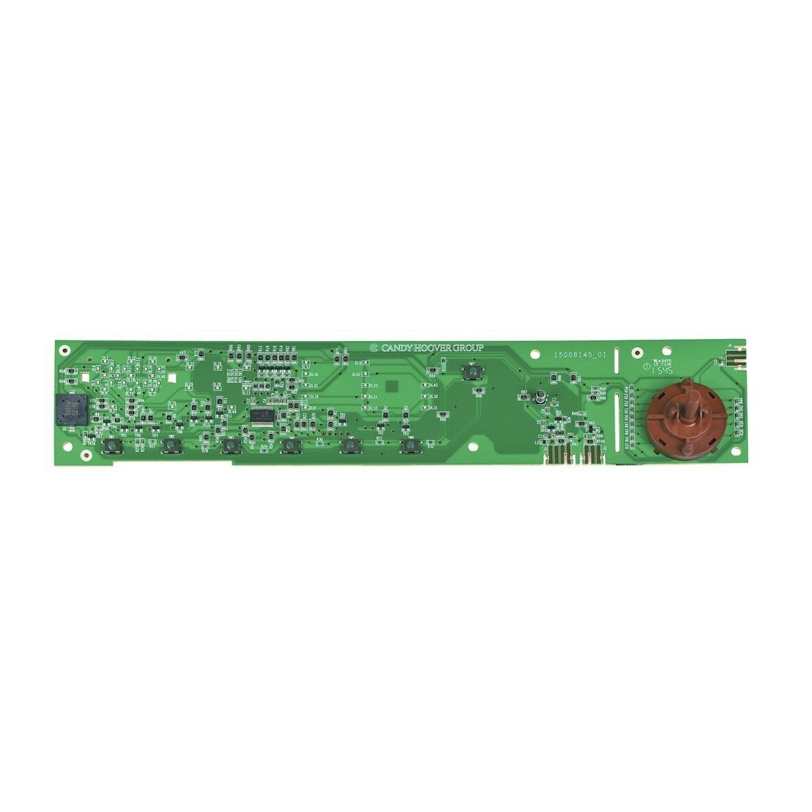 Control Circuit Board Panel Washing Machine Candy Hoover 41042092 Module Pcb On Off Dishwasher Printed Original 1 Of 2 See More