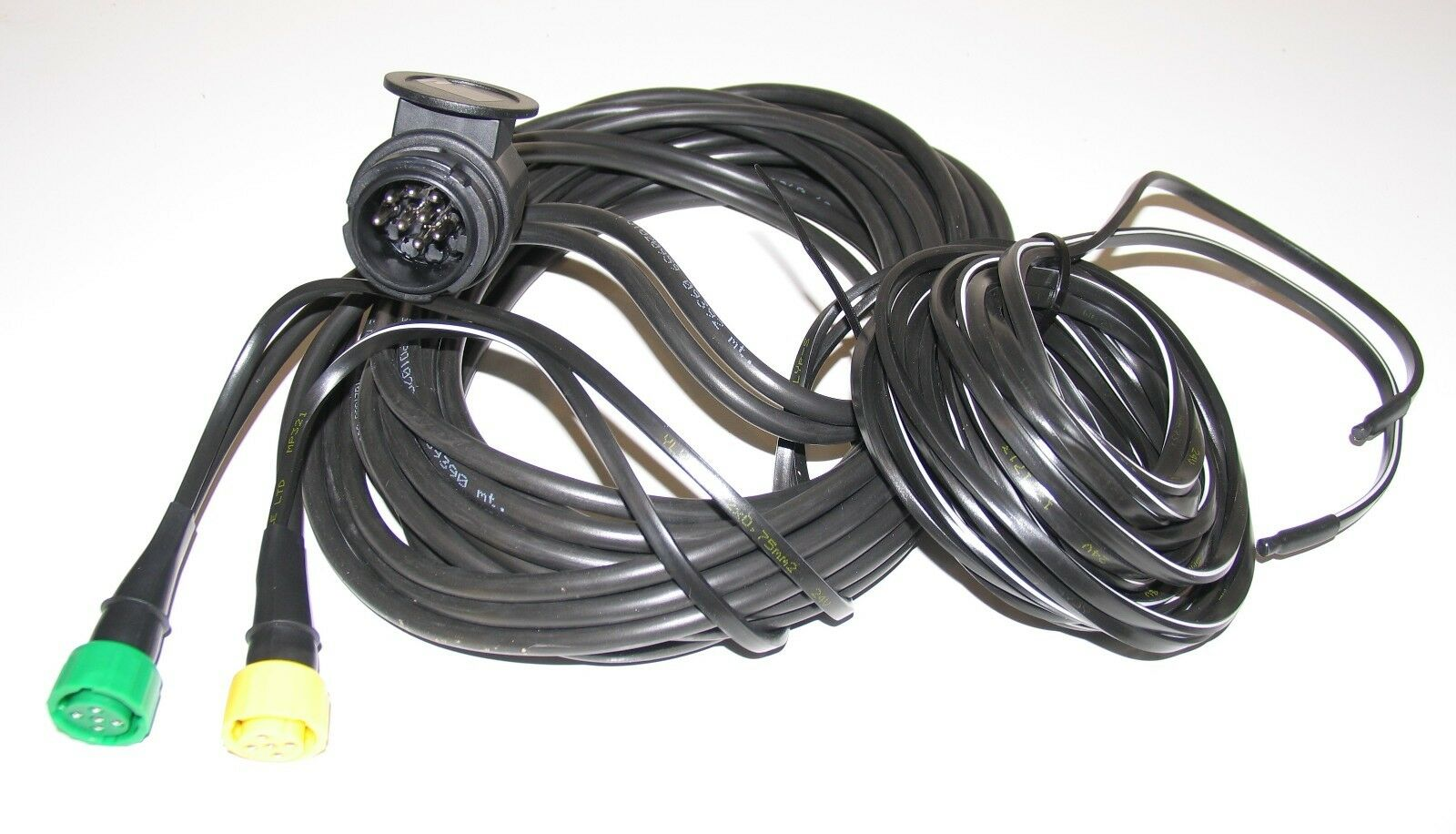 13 Pin Aspock Light Trailer Wiring Harness Loom 8mt Plug In Fitto Harnesses 1 Of See More