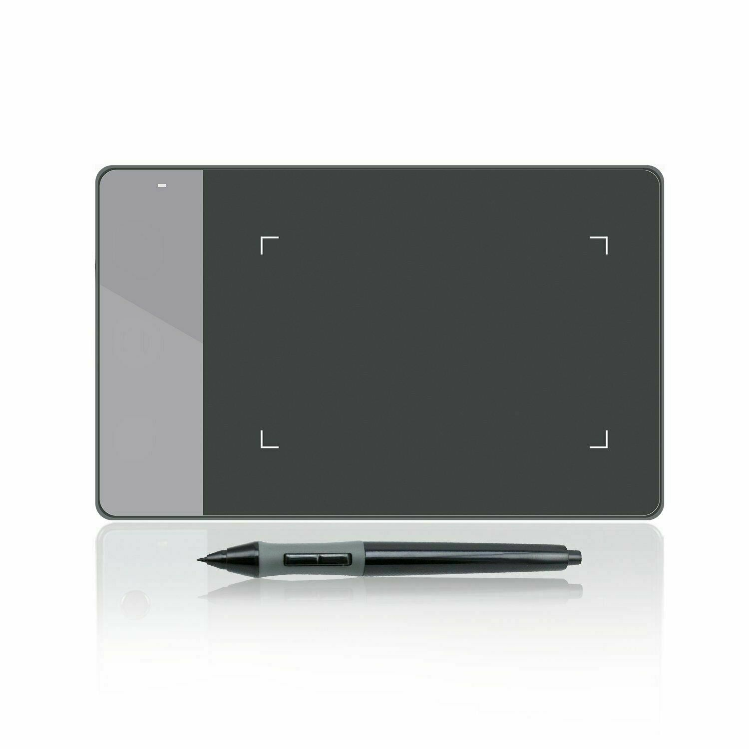 Huion 420 4 x 2 23 Inches OSU Tablet Graphics Drawing Pen Tablet + 10 nibs  US • $17 99