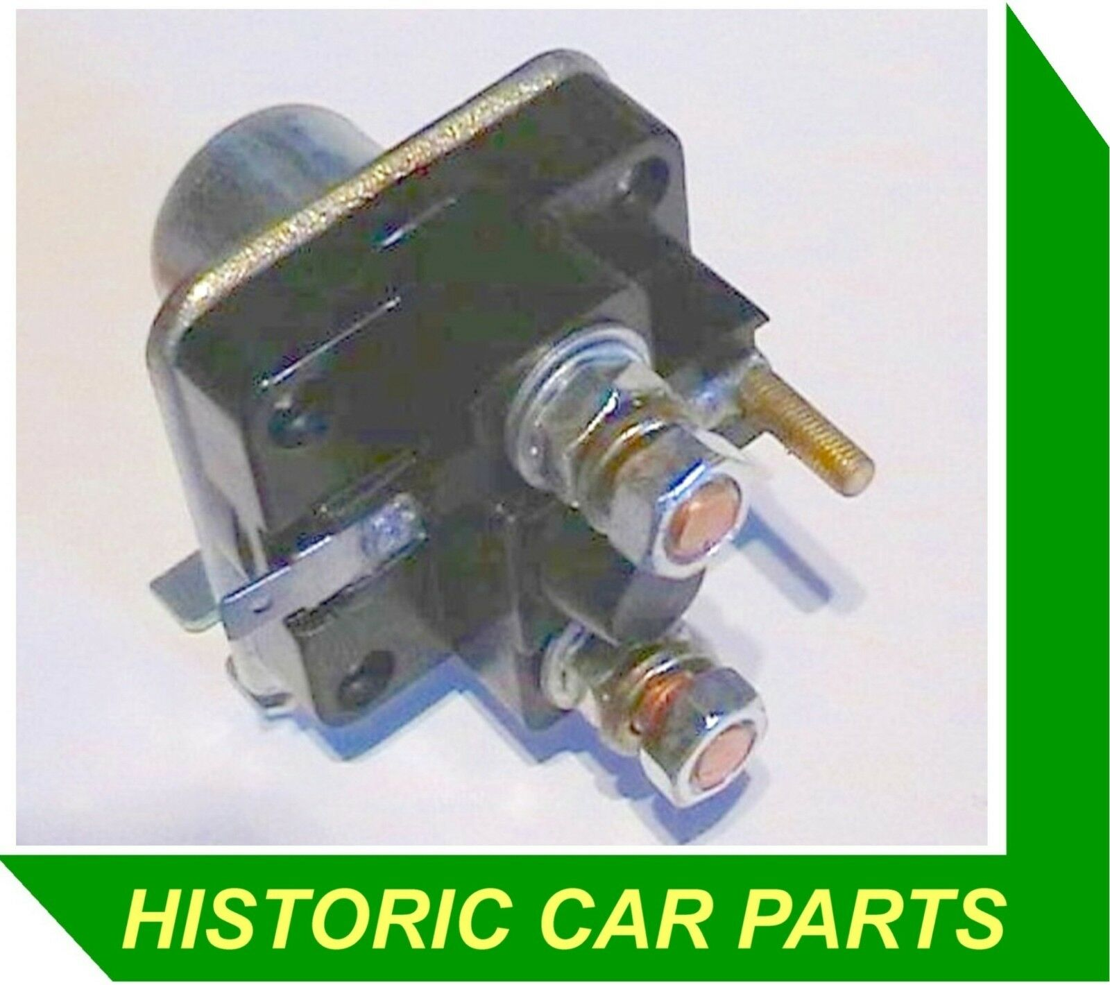 Ford Escort Mk2 1600 16 Ltr 1974 81 Remote Starter Solenoid For Tvr 1 Of 1free Shipping