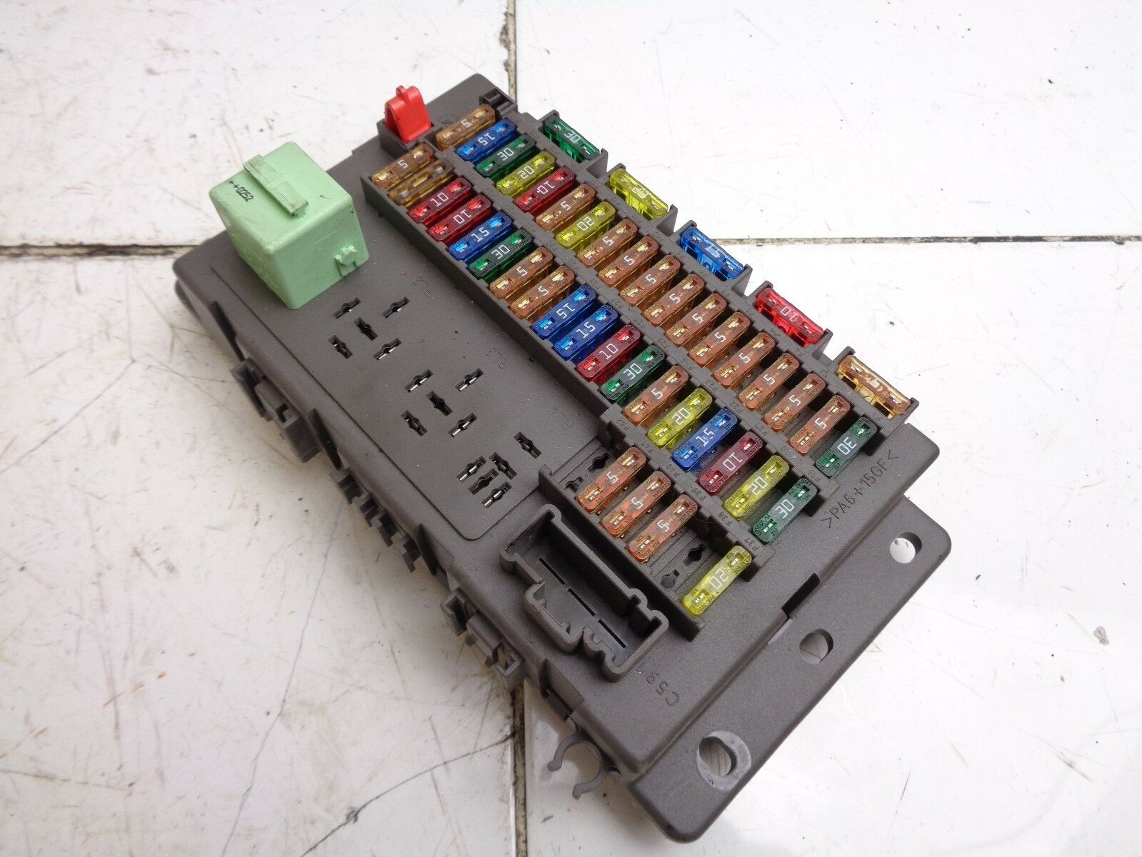 Mini Cooper S Fuse Box Genuine 2001 2006 Bmw R50 R52 R53 One 949 1 Of 5only Available See More