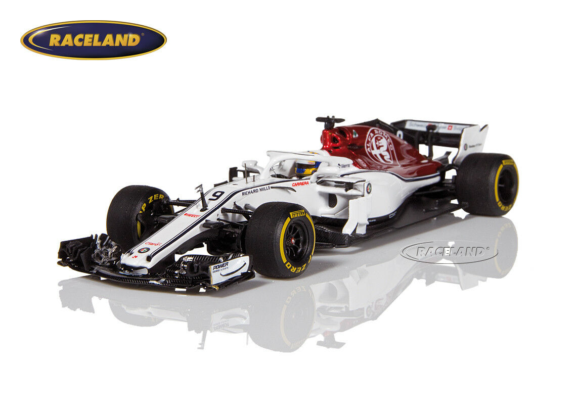 alfa romeo sauber c37 ferrari f1 9 gp bahrain 2018 marcus ericsson spark 1 43 eur 59 95. Black Bedroom Furniture Sets. Home Design Ideas