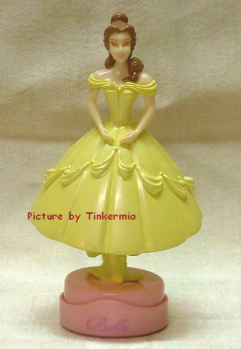 Disney Princess Belle Ballerina Figurine Stamper 1 Of 1Only 5 Available