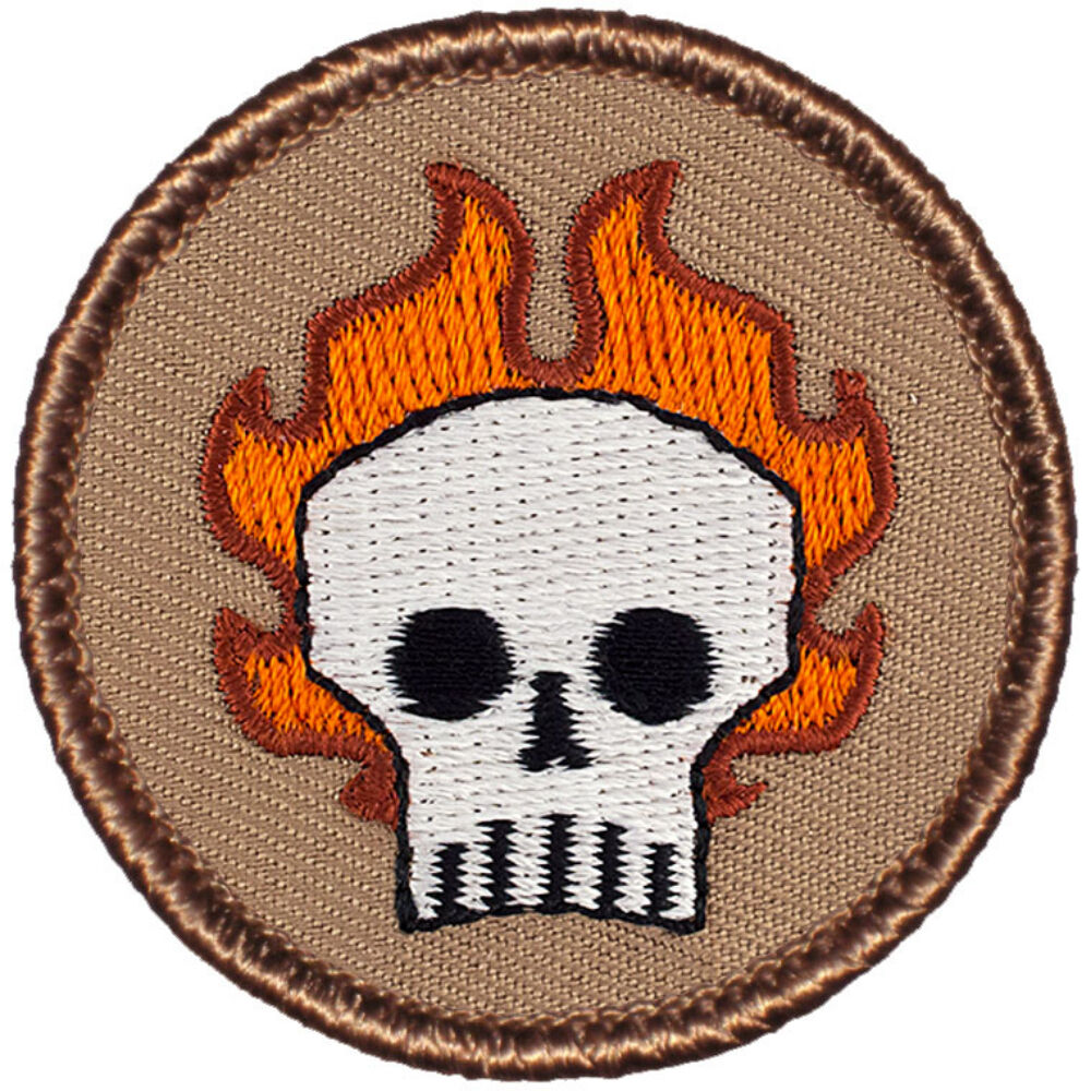 Bsa patrol patches names