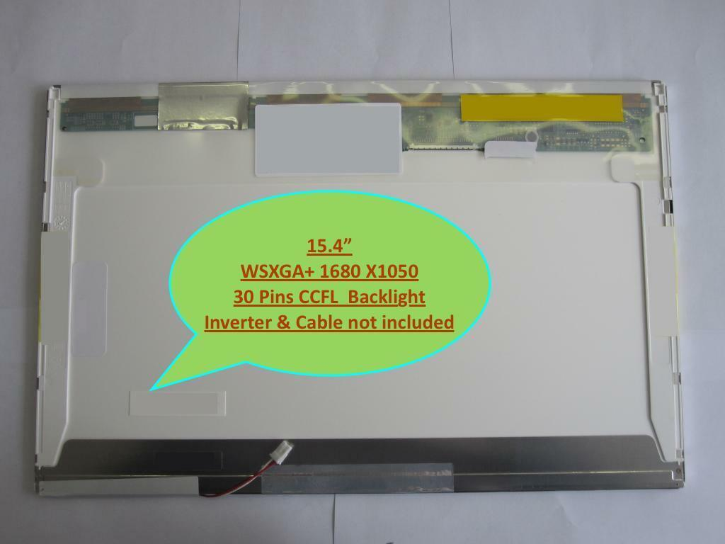 "15.4"" 1680x1050 LCD Screen for HP COMPAQ 8510W LAPTOP 442002-001"